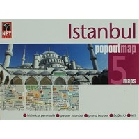 Istanbul Popoutmap