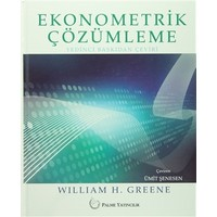 Ekonometrik Çözümleme - William H. Greene