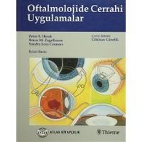 Oftalmolojide Cerrahi Uygulamalar