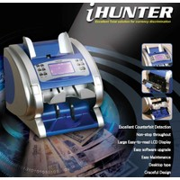 I-Hunter I Çift Katlı Tek Cıslı, Para Sayma Makinesi