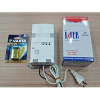 İtek Fxd Co1 Model ( Karbonmonoksit ) Gaz Alarm Cihazı