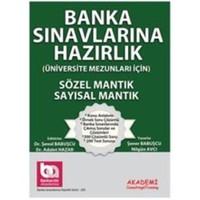 Banka Sınavlarına Hazırlık - Sözel Mantık - Sayısal Mantık