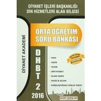 2016 DHBT 2 Orta Öğretim Soru Bankası