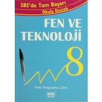 Kök SBS'de Tam Başarı 8. Sınıf Fen ve Teknoloji