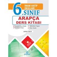 İmam Hatip Okulları 6. Sınıf Arapça Ders Kitabı