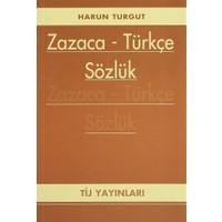 Zazaca - Türkçe Sözlük