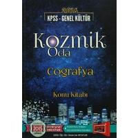 2016 KPSS - Genel Kültür Kozmik Oda Coğrafya Konu Kitabı