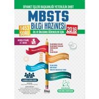 Diyanet İşleri Başkanlığı Yeterlilik DHBT - MBSTS Bilgi Hazinesi 2016