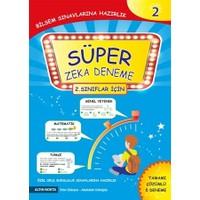 Bilsem Sınavlarına Hazırlık 2 - Süper Zeka Deneme 2. Sınıflar İçin