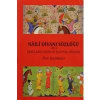 Naili Divanı Sözlüğü