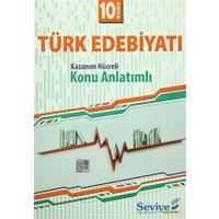 10.Sınıf Türk Edebiyatı Kazanım Hücreli Konu Anlatımlı