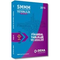 2015 SMMM Yeterlilik Konu Anlatımlı Finansal Tablolar ve Analizi