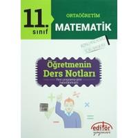 11. Sınıf Matematik Konu Anlatımlı Çözümlü Soru Bankası Öğre - İdris Doğan