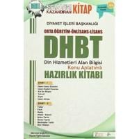 Orta Öğretim - Önlisans- Lisans / 2016 DHBT Konu Anlatımlı Hazırlık Kitabı