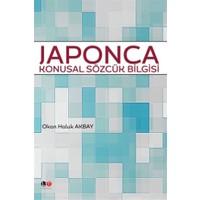 Japonca Konusal Sözcük Bilgisi