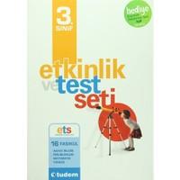 3. Sınıf Etkinlik ve Test Seti (16 Fasikül)
