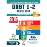 KPSS Ortaöğretim Din Hizmetleri Alan Bilgisi DHBT 1-2 Hazırlık Kitabı