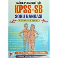 Sağlık Personeli İçin KPSS-SB Soru Bankası