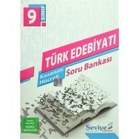 9.Sınıf Türk Edebiyatı Kazanım Hücreli Soru Bankası