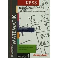 KPSS Temelden Matematik Modül 1