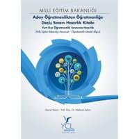Milli Eğitim Bakanlığı Aday Öğretmenlikten Öğretmenliğe Geçiş Sınavı Hazırlık Kitabı