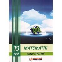 10. Sınıf Matematik Konu Testleri