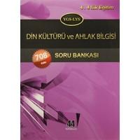 YGS - LYS Din Kültürü ve Ahlak Bilgisi Soru Bankası