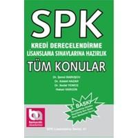 SPK - Kredi Derelecelendirme Lisanslama Sınavlarına Hazırlık