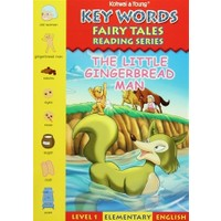 Key Words - The Little Gingerbread Man: Level 1 Elementary English