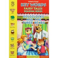 Key Words - Goldilocks and The There Bears: Level 1 Elementray English