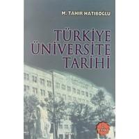 Türkiye Üniversite Tarihi