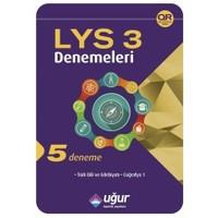 LYS Denemeleri 3 (5 Deneme)