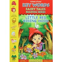 Key Words - Little Red Riding Hood: Level 1 Elementary English