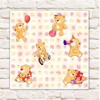 Cadran Home Dekoratif 30x30 MDF Tablo CHTT578