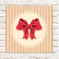 Cadran Home Dekoratif 30x30 MDF Tablo CHTT593