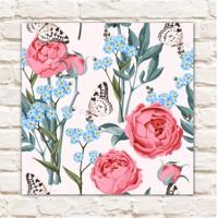 Cadran Home Dekoratif 30x30 MDF Tablo CHTT599