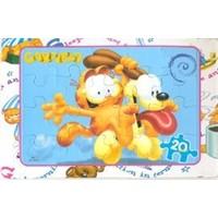Garfield Puzzle Odie - 20 Parça
