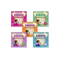 Çocuklar İçin Sudoku (5 Kitap Takım)
