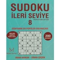 Sudoku İleri Seviye - 8