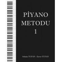Piyano Metodu 1 - Enver Tufan