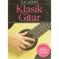 İlk Adım Klasik Gitar