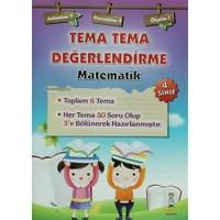 4. Sınıf Tema Tema Değerlendirme Matematik