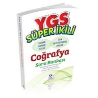 YGS Süper İkili Coğrafya Soru Bankası
