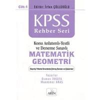 KPSS Rehber Seri - Matematik Geometri Cilt: 1