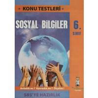 6. Sınıf Sosyal Bilgiler SBS'ye Hazırlık Konu Testleri