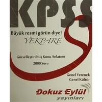 KPSS Yekpare Genel Yetenek - Genel Kültür Görselleştirilmiş Konu Anlatımı