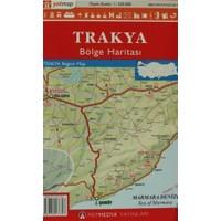 Yolmap Trakya Bölge Haritası