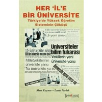 Her İl'e Bir Üniversite