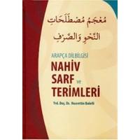 Arapça Dilbilgisi Nahiv Sarf ve Terimleri