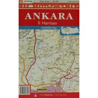 Yolmap Ankara İl Haritası
